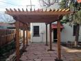 Denver Pergola Backyard