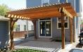 Denver Colorado Landscape Pergola